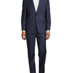 Calvin Klein, Lauren Ralph Lauren, and Black Brown 1826 Men's 100% Wool Suits Only $129.99 Shipped!