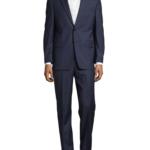 Calvin Klein, Lauren Ralph Lauren, and Black Brown 1826 Men's 100% Wool Suits Only $129.99 Shipped!