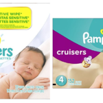 Get A FREE Case Of Pampers Baby Wipes With Pampers Diapers Purchase!