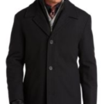Jos. A. Bank Executive Collection Traditional Fit Storm Collar Car Coat Only $59 Shipped!