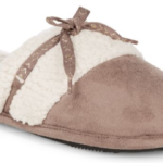 ISOTONER Microsuede Slippers For Just $9.99 From Saks
