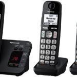 Panasonic Cordless Phone with Answering Machine- 3 Handsets Only $47.25! (Reg. $80-$90!)