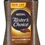 Get 2 Nescafe Taster's Choice 7 OZ Instant Coffees For $10.49 ($5.25 Per Jar)
